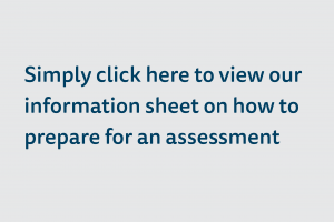 mlcoa information sheet on how to prepare for an assessment